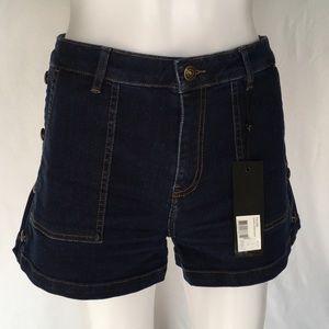 The Kooples jeans size 3 denim jeans short